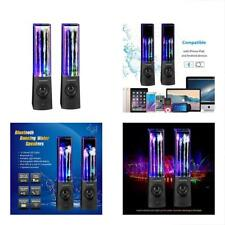 Bluetooth Mp3 & Mp4 Player Accessories Dancing Water Speakers Led Wireless Dual