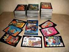 2017 Wacky Packages 50th Anniversary Series Lot of 30 Different Sticker Cards