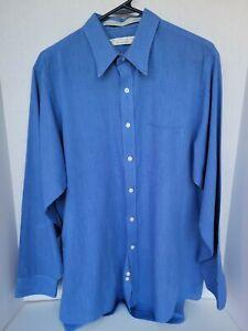 Lot of 3, Geoffrey Beene Men's Button-Up Shirts. 15-1/2, 16-1/2