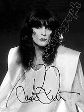 RENATO ZERO - print signed photo - foto con autografo stampato