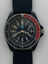 Orologio professionale per Brigata Paracadutisti Folgore, cassa tipo MRP Monnin