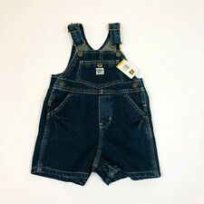 OshKosh BGosh New Medium Wash Short Length Denim Overalls...