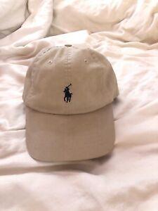 Polo Ralph Lauren Hat Tan color One Size