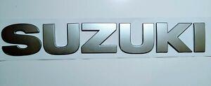 """2006-2013 SUZUKI GRAND VITARA SPARE TIRE emblem lite Grey 22"""""""
