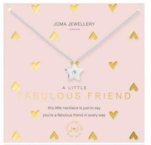 Joma Jewellery Necklace - Fabulous Friend