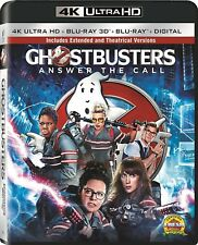 GHOSTBUSTERS****4K ULTRA HD BLU-RAY****REGION FREE****NEW & SEALED