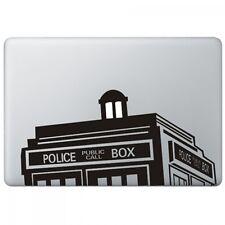 Dr Who the Tardis MacBook decal skin sticker vinyl   Laptop stickers decals