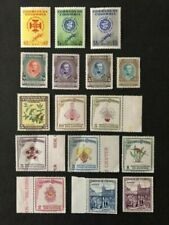 COLOMBIA LOT 128 - ASSORTMENT MNH, MLH