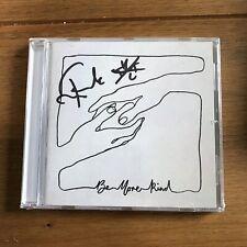 Frank Turner - Be More Kind Signed Cd Autographed Sealed