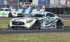 Mercedes AMG GT3  Weather Tech Rolex 24 at Daytona Race Car Photo CA-1377