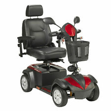 Drive Ventura Power Mobility Scooter 4-Wheel with 18 in. Captains Seat