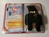 2000 McDonalds TY Teenie Beanie Baby - Special Edition Set - The End The Bear