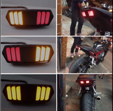 Honda CBR650F/CB650F INTEGRATED Turn Signals LED Tail Light Smoke 2016 14 15 16