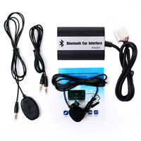 3.5mm White Bluetooth Music&Hands-Free Car Adapter Interface For Honda Accord