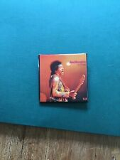 "Jimi Hendrix ""Isle of Wight"" button badge pin"