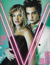 V Magazine Luke Grimes Natalia Vodianova Spring Fashion Jerry Hall Accessories