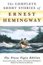 The Complete Short Stories of Ernest Hemingway by Ernest Hemingway (Paperback, 1998)
