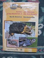Turtles of the World Vol.2  North America by Holger Vetter