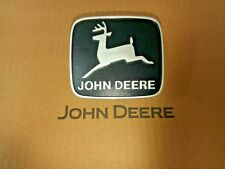 JOHN DEERE OEM Medallion Fits models 316 318 322 330 332 420 Part # M76645