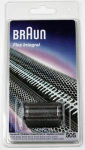 Grille de rasoir Braun Flex Integral 505  Etat neuf