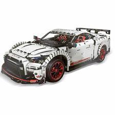 Nismo Nissan GTR GT3 Speed Racing Sport Car Set Car kit MOC-25326 Blocks Technic