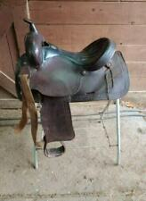 "16"" Simco Western Saddle"