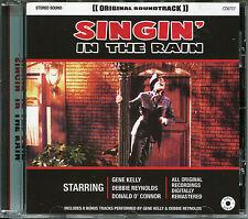 SINGIN' IN THE RAIN CD - GENE KELLY, DEBBIE REYNOLDS & MORE