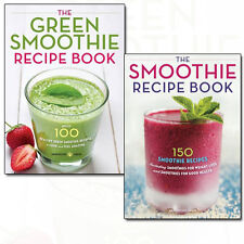 Mendocino Press Smoothie Recipe Collection 2 Books Set Smoothies for Weight Loss