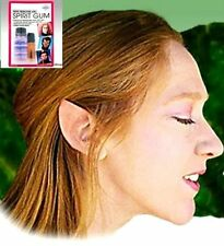 Halloween Costume Ear Tips Elf Fairy Hobbit Spock Mehron Spirit Gum Remover Kit