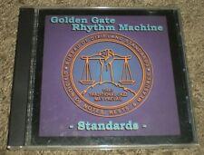 Standards Golden Gate Rhythm Machine~Private Dixieland Traditional Jazz CD~FAST!