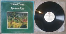 "Michael Franks ""Tiger in the Rain""  Warner Bros BSK 3294  1979"