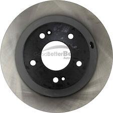 One New OPparts Disc Brake Rotor Rear 40528042 for Kia Sorento