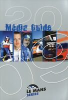 Le Mans Series 2009 Media Guide Buch F+GB Motorsport Rennsport racing