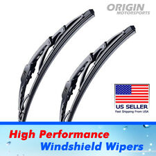 "Front Windshield Wiper Blades for Ferrari 308 GTB Dino 246 GTS GT4 GTO  18""+18"""