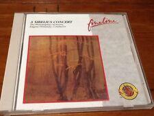 A Sibelius Concert Philadelphia Orchestra Eugene Ormandy Concerto D Symphony 1