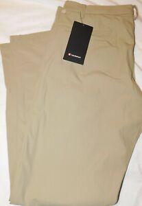"NWT Men's Lululemon Commission Pant Classic 34"" L - $128 MSRP - TFSD - Size 34"