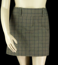 Cue Regular Size Plaid & Checked Skirts for Women
