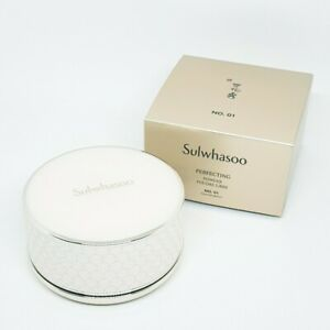 Sulwhasoo Perfecting Powder 20g Finish Makeup 3 Color Shade K-Beauty