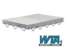 Flat tarpaulin cover for Erde 120, 121,122, Daxara 126, 127 (Genuine Erde BP120)