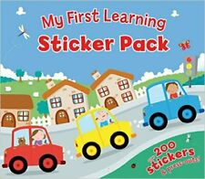 Early Learning (Sticker and Activity Book), Very Good,  Book
