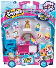 More details for shopkins deluxe packs screen idols collection mini toy figures collectables girl