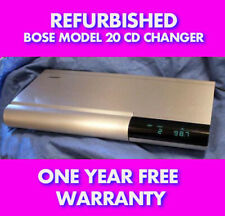 Bose Music Center 20 - CD Player Changer Lifestyle 25 30 Works Perfect + CD Cart