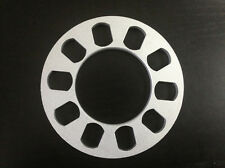 2 5mm thickness 5 LUGS WHEEL SPACERS THICK UNIVERSAL FIT SPACERS