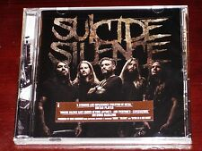 Suicide Silence: S/T ST Self Titled Same CD 2017 Nuclear Blast USA NB 3804-2 NEW