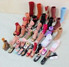 HUGE Lot of 44 BRATZ Lil Bratz & Kidz UNMATCHED Shoes Singles NO PAIRS L@@k