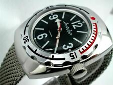 RUSSIAN VOSTOK 2415  AUTO  1967 DESIGN AMPHIBIAN DIVER WATCH 90913 NEW