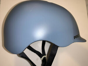 Pro-Tec Riot Street Medium Bike Helmet - Satin Grey Skateboarding  NWOT