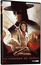 DVD *** LA LEGENDE DE ZORRO *** Antonio Banderas