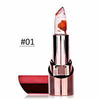 Flower Jelly Lipstick Color Changing Magic Transparent Lip Gloss Moisturizer Hot