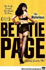 *The Notorious Bettie Page (DVD, 2006) GRETCHEN MOL NUDITY
